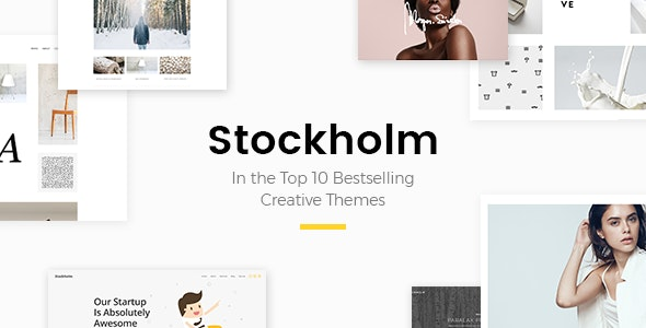 STOCKHOLM – A GENUINELY MULTI-CONCEPT THEME 5.2.1 Free Download