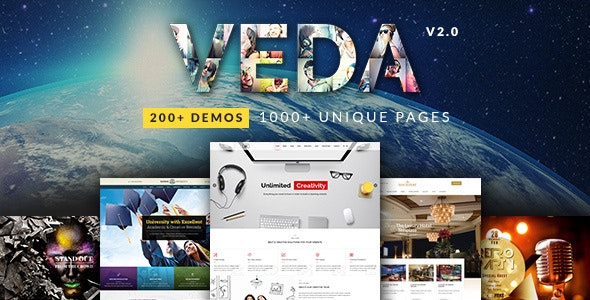 VEDA MULTIPURPOSE THEME