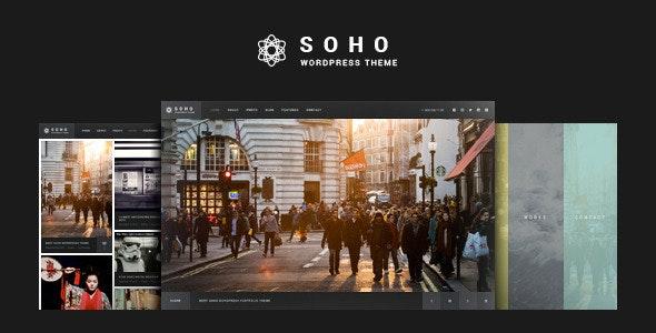 soho wordpress theme free download