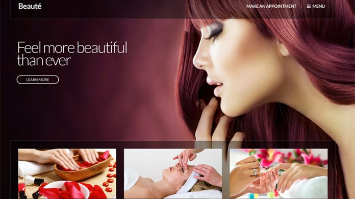 Beaute WordPress Theme Free Download