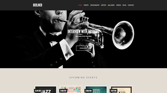 Berliner Version: 2.0 WordPress Theme Free Download