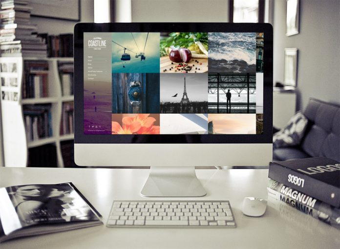 Coastline Version: 1.7.1 WordPress Theme Free Download
