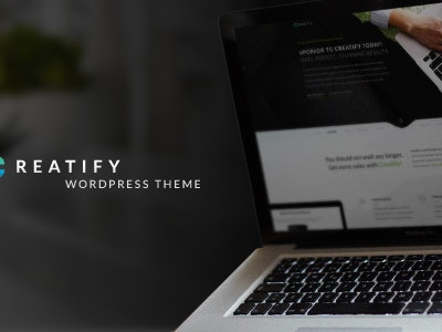 Creatify - Multipurpose Business Theme