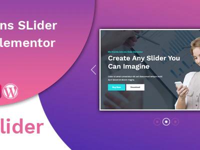 E.Slider Add ons slider for Elementor