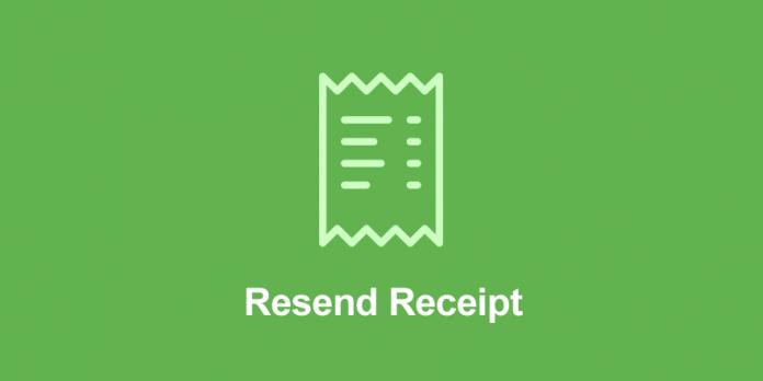 EASY DIGITAL DOWNLOADS RESEND RECEIPT ADDON 1.0.1