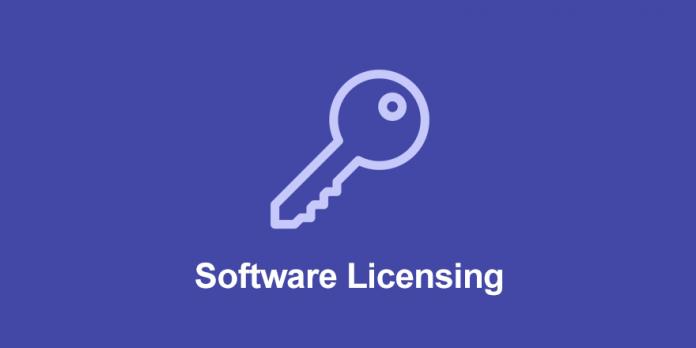EASY DIGITAL DOWNLOADS SOFTWARE LICENSING ADDON 3.6.11