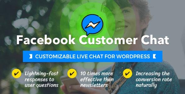 Facebook Customer Chat WordPress Plugin
