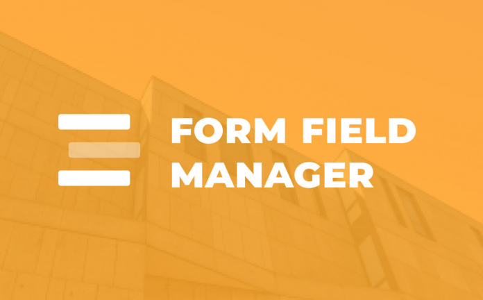 Give Form Field Manager 1.4.6