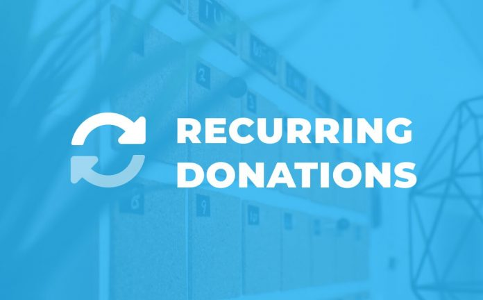 Give Recurring Donations Free Download