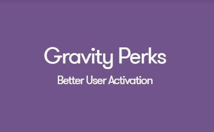Gravity Perks Better User Activation
