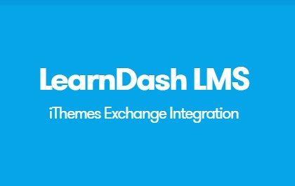 LEARNDASH LMS ITHEMES EXCHANGE