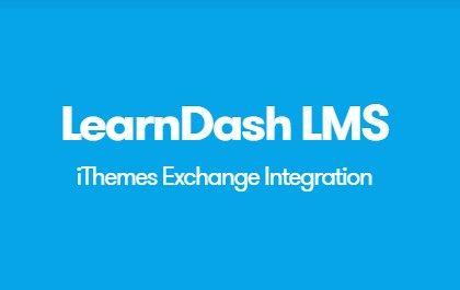 LEARNDASH LMS ITHEMES EXCHANGE