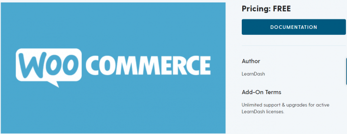 LEARNDASH LMS WOOCOMMERCE INTEGRATION ADDON v1.6.0