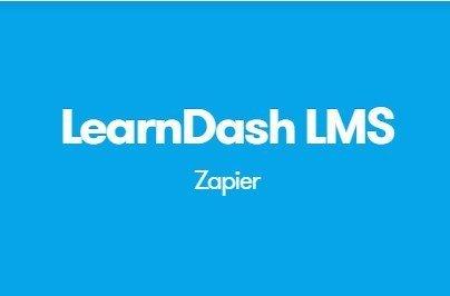 LEARNDASH LMS ZAPIER INTEGRATION ADDON