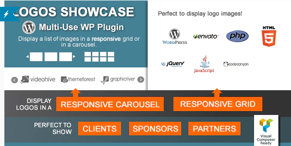 LOGOS SHOWCASE MULTI USE RESPONSIVE WP PLUGIN v2.0.7