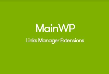 MAINWP LINKS MANAGER EXTENSION v2.1