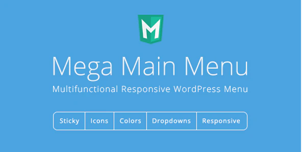 MEGA MAIN MENU WORDPRESS MENU PLUGIN v2.2.0