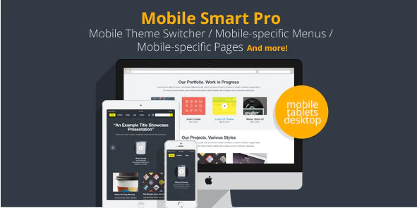 MOBILE SMART PRO MOBILE SWITCHER MOBILE SPECIFIC CONTENT MENUS v1.4
