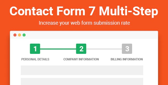 Multi Step for Contact Form 7 Pro