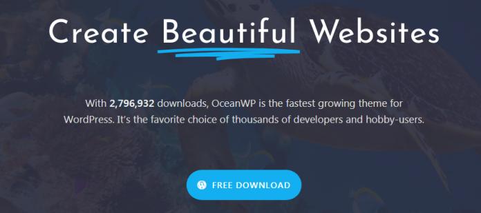OCEANWP PRO DEMOS ADDON v1.1.1