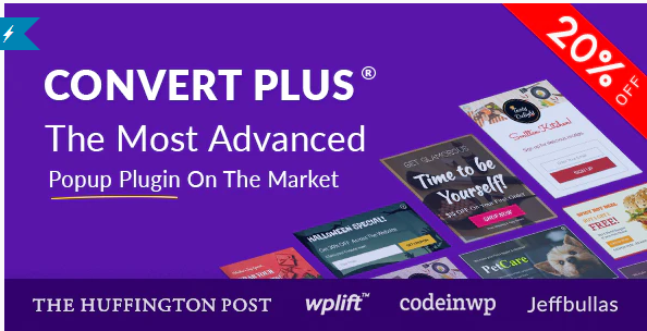 POPUP PLUGIN FOR WORDPRESS CONVERTPLUS v3.5.11