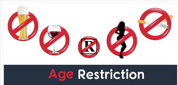 PREMIUM AGE VERIFICATION RESTRICTION FOR WORDPRESS