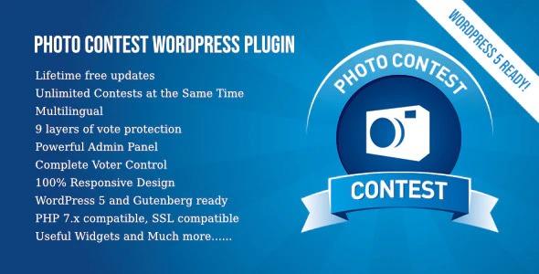 Photo Contest WordPress Plugin