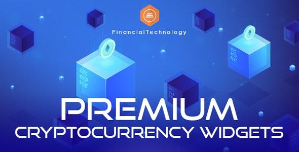 Premium Cryptocurrency Widgets   WordPress Crypto Plugin