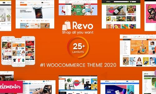 Revo Multipurpose WordPress Template