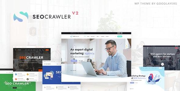 SEOCrawler SEO Marketing Agency WordPress