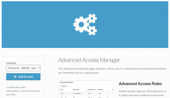 ADVANCED ACCESS MANAGER 4.0.1 FREE DOWNLOAD