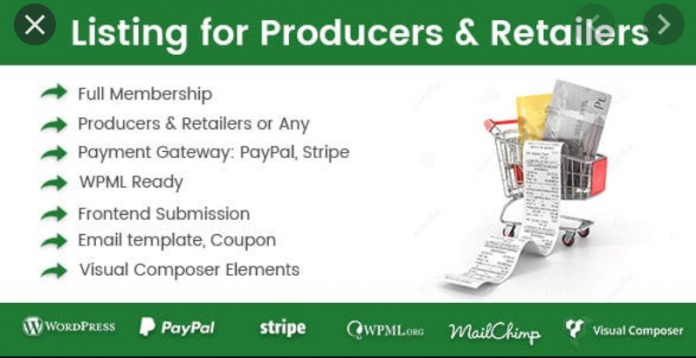 DIRECTORY LISTING FOR PRODUCERS & RETAILERS 1.0.9 free download