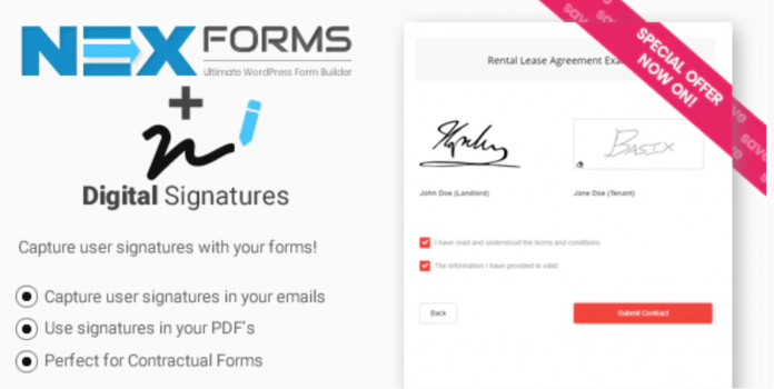 DIGITAL SIGNATURES FOR NEX-FORMS 7.5.12.1 free download