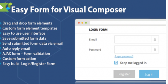 DHVC FORM WORDPRESS FORM FOR VISUAL COMPOSER