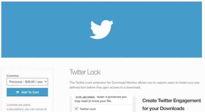 DOWNLOAD MONITOR TWITTER LOCK 4.0.0