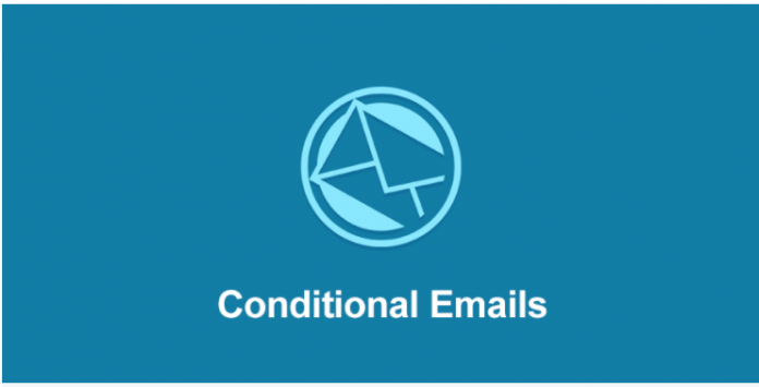CONDITIONAL EMAILS ADDON
