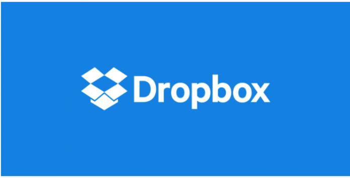 DROPBOX FILE STORE ADDON