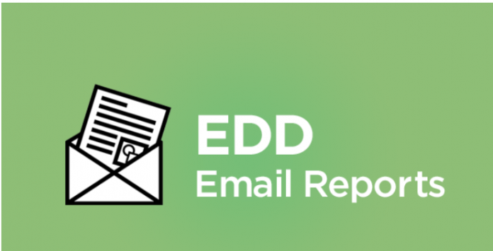 EMAIL REPORTS ADDON