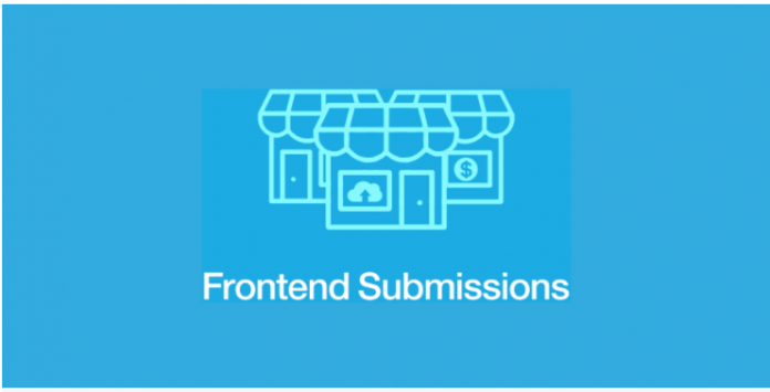 FRONTEND SUBMISSIONS ADDON
