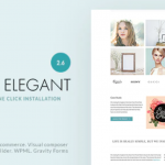 Elegant MultiPurpose WordPress Theme