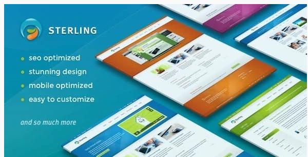 Sterling Responsive Wordpress
