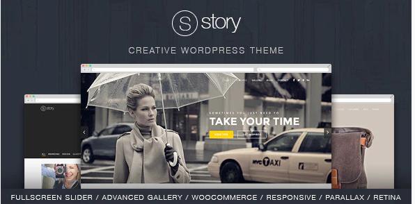 Story Creative Responsive MultiPurpose Theme