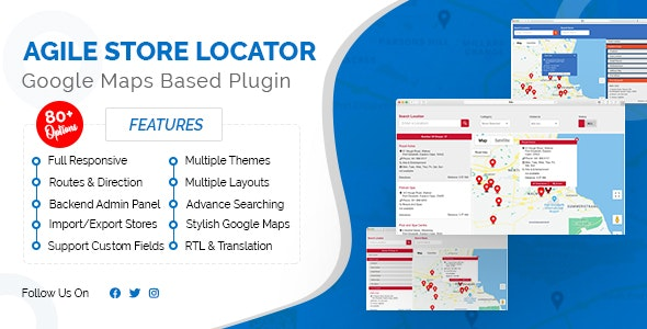 Store Locator (Google Maps) For WordPress