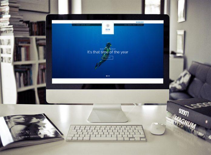 Sun Resort WordPress Theme Free Download