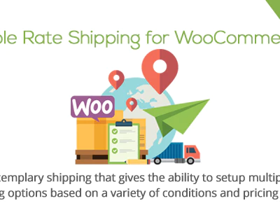 Table Rate Shipping WooCommerce Plugin