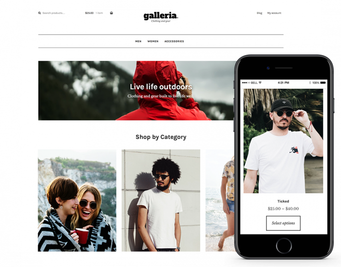 WOOTHEMES GALLERIA WOOCOMMERCE