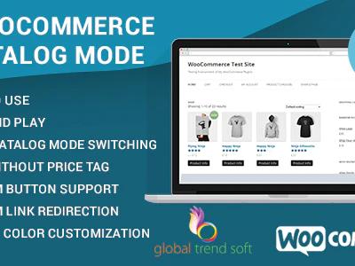 WooCommerce Catalog Mode1