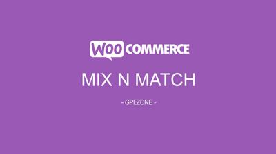 Woocommerce Mix n Match Products