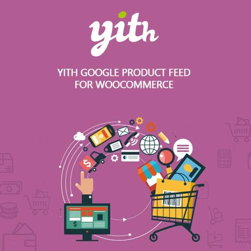 YITH GOOGLE PRODUCT FEED WOOCOMMERCE