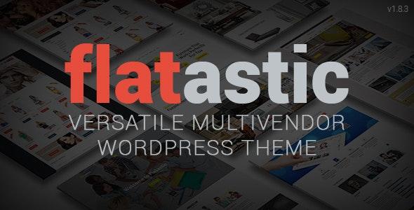Flatastic Versatile WordPress Theme
